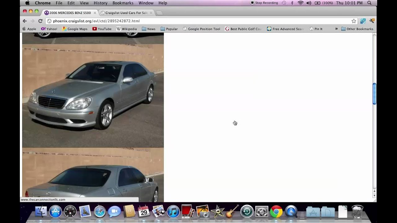 Craigslist Phoenix Used Cars For Sale - Search Help for Buyers - YouTube