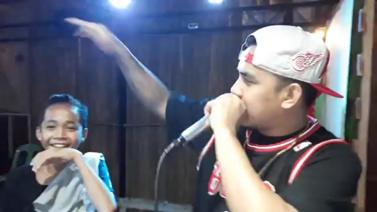 Laglagan Rap Battle League - Last One / Lil Weng Vs Lhipkram / Rusty J ( ANNIV BLACK SYNDICATE )