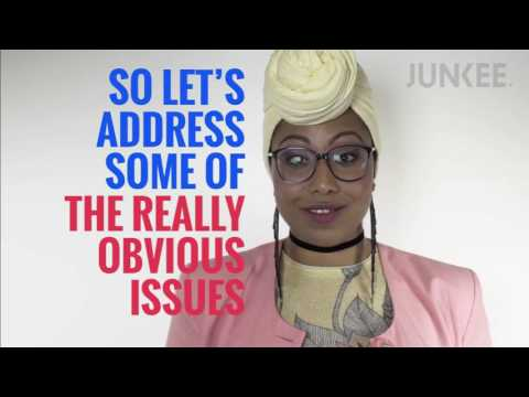 Yassmin Explains Sharia is Not Law, But Talks Laws of Sharia.