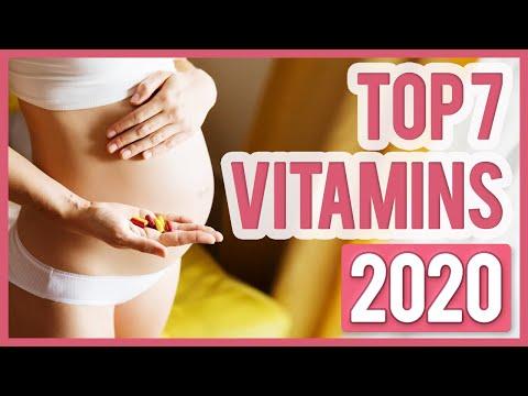 Best Prenatal Vitamins 2020 – (TOP 7 PRODUCTS) ��������
