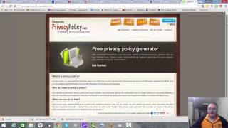 Terms and conditions and Privacy policies for your website Mp3