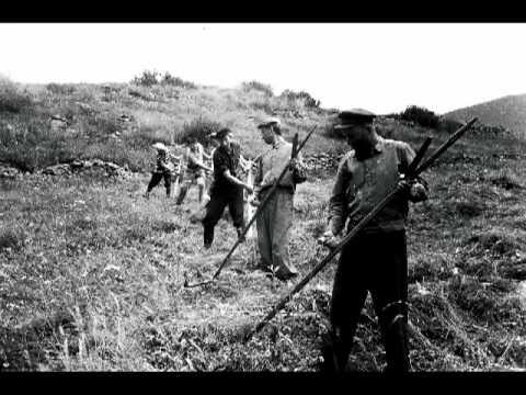Чукотская песня о балкарских косарях