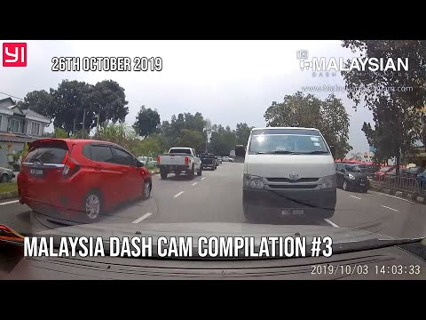 Malaysia Dash Cam Short Video Compilation #3 | Malaysian Dash Cam Owners