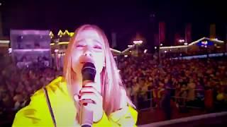 Глюк'oZa (Глюкоза) «Возьми меня за руку»   Open Air на Роза Хутор, MTV Россия, 25.03.2018