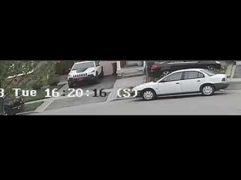 Suspect Wanted in Stabbing of Two Teens | @TorontoPolice 42 Division CCTV Suspect Video Release