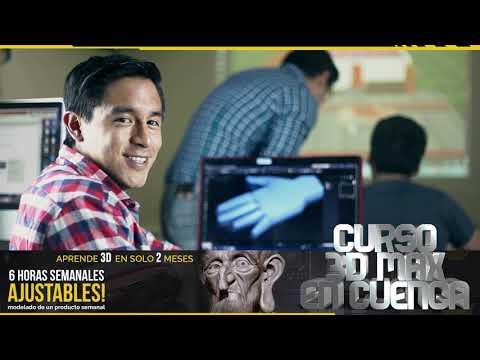 Academia de Modelado 3D en Cuenca