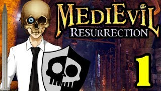 Lets Play: Medievil Resurrection Part 1