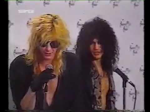 GNR : Slash & Duff McKagan Drunks (1991)