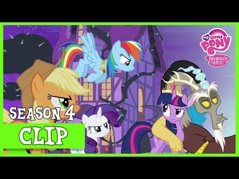 The Mane 6 Accuses Discord (Princess Twilight Sparkle) | MLP: FiM [HD]