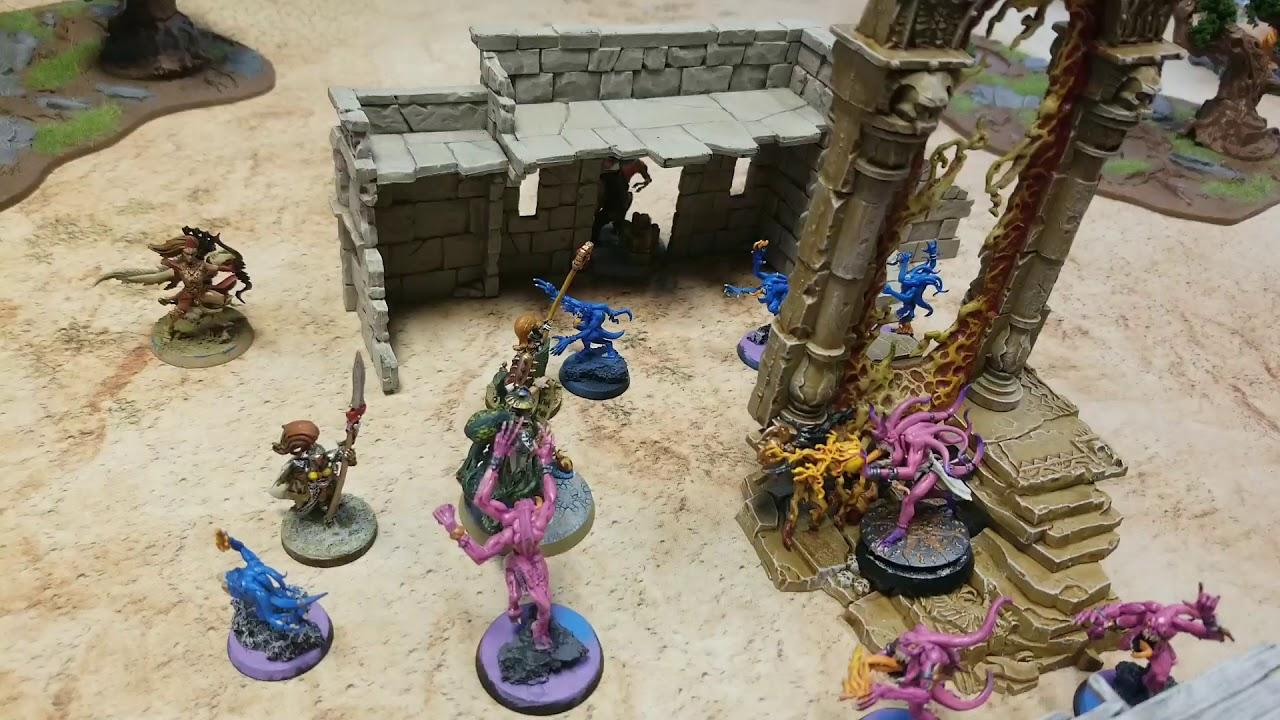 Skirmish Tzeentch Chaos vs. Order (33)