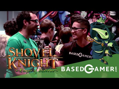 Shovel Knight: Plague of Shadows: Interview with Sean Velasco of Yacht Club Games