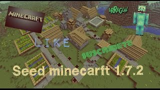 #Seed Minecraft 1.7.2 +Diamantes