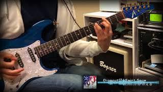 Dropout  Saint Snow full Guitar Cover