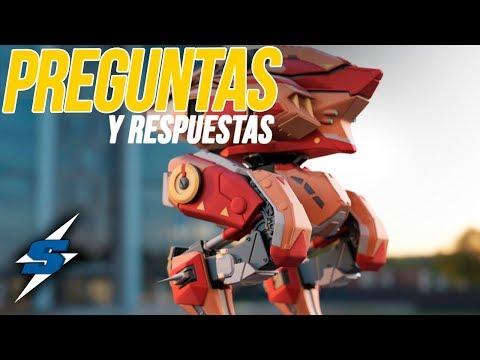 MODO TODOS CONTRA TODOS, BEACON RUSH, PREGUNTAS Y RESPUESTAS #4 | SORILOKO War Robots