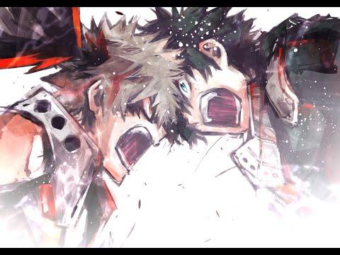Boku no hero Academia Season 2 Opening 2 「 Sora ni Utaeba 」By amazarashi