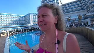 Отдых в Турции 2020 Чудесное утро в отеле AZURA DELUXE HOTEL