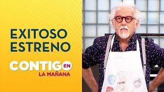 Así fue el exitoso debut de El Discípulo del Chef - Contigo en La Mañana