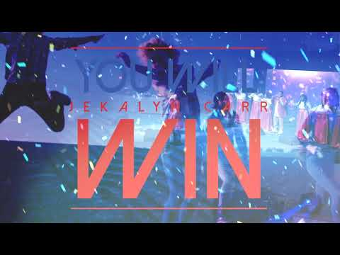 """""""You Will Win"""" by Jekalyn Carr (Live Performance)  Official Video"""