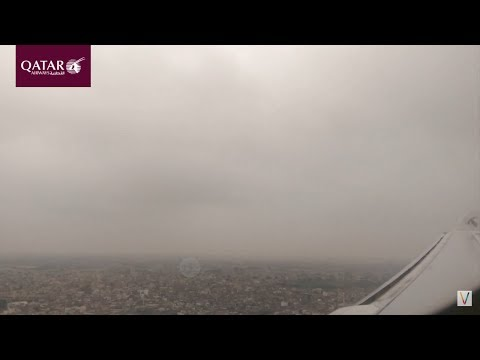 Qatar Airways 628 Doha to Lahore A330 Economy Class Review