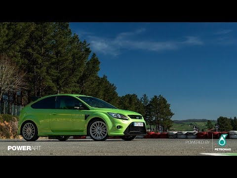Ford Focus RS MK, la bestia verde [PRUEBA - #USPI - #POWERART] S - E