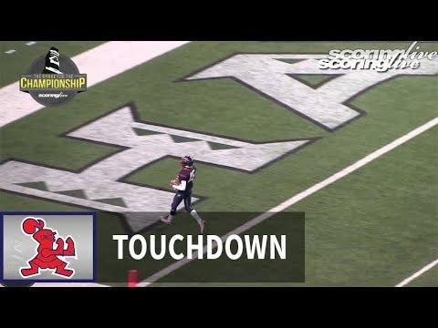Kahuku vs. Saint Louis: M. Quinn, 95 yard pass from C. Cordeiro (HHSAA D1 Open Title)
