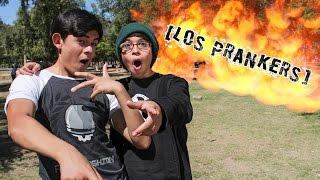 LOS PRANKERS (BROMAS LOCAS xD)