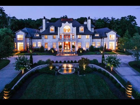 Forest Creek Manor $10,000,000 A Premier Property in Tennessee, US, Million Dollar Mansions