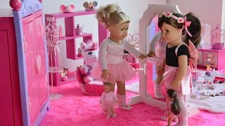 American Girl Morning Routine ~ Poppy Style ~ HD!
