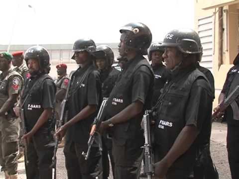 Police Launches Reformed Special Anti Robbery Squad (SARS)