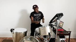 Don Toliver- Wasted- Drum Cover