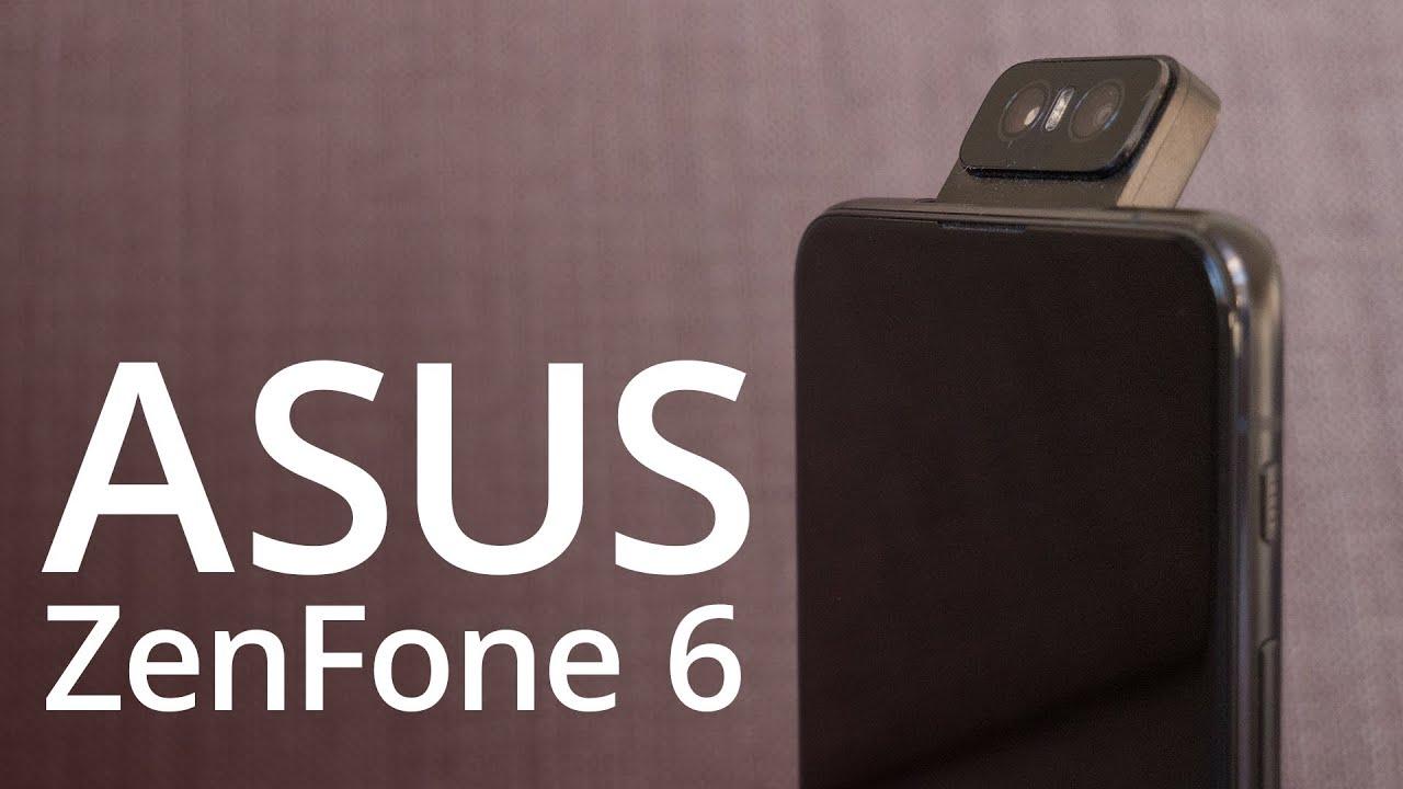 Большой обзор ASUS ZenFone 6