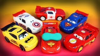 Disney Pixar Cars Lightning McQueen Dream 2 Mater Imaginext Batman Superman Toy Story Lotso Joker thumbnail
