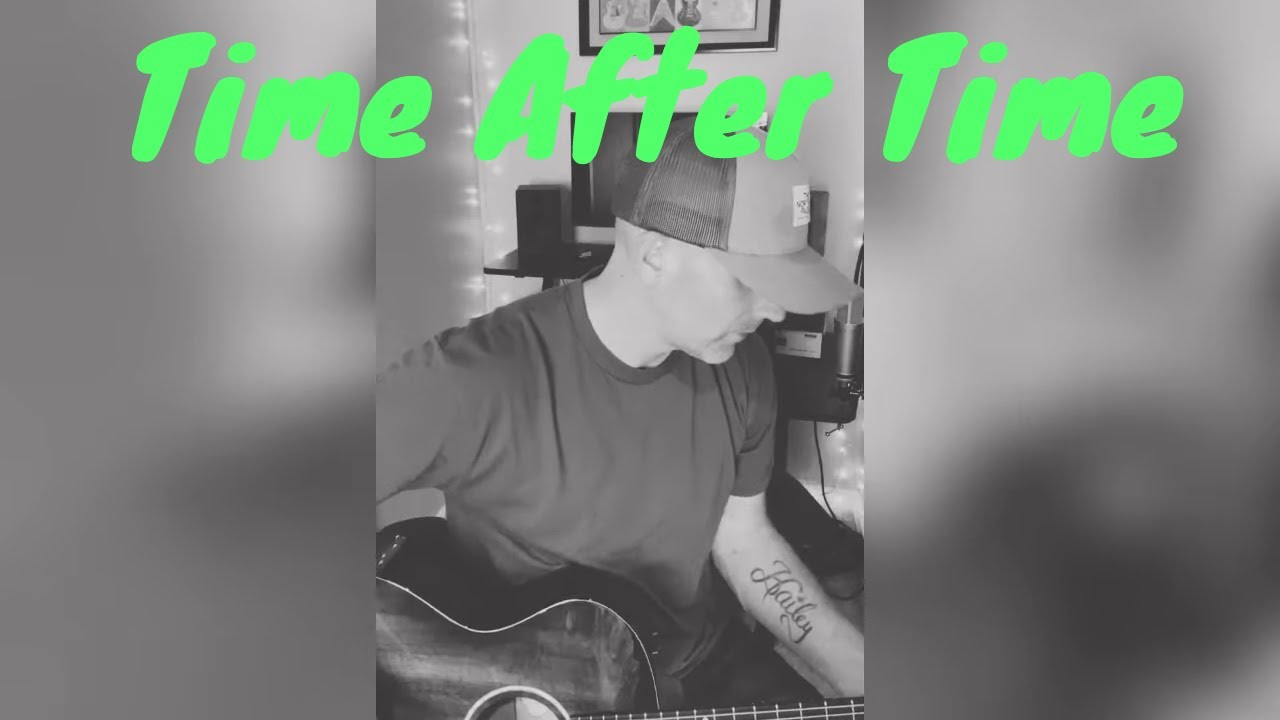 Time After Time cover by Derek Cate