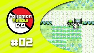 Pokemon Yellow 649 Episode 2: Restart and New Encounters!