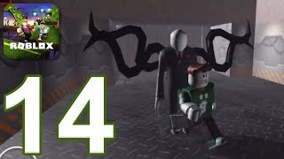 ROBLOX - Gameplay Walkthrough Part 14 - Survive and Kill The Killers in Area 51 (iOS, Android)