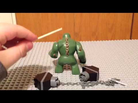 Lego custom abomination - YouTube
