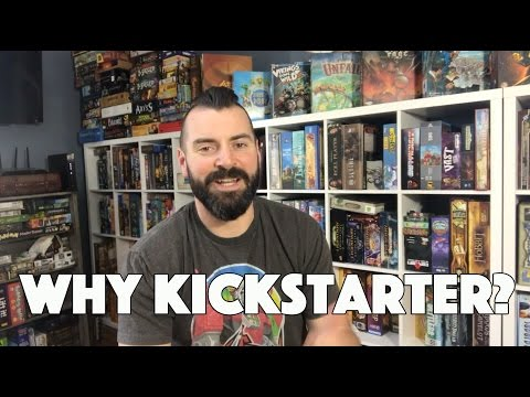 Why Kickstarter for The Grimm Forest