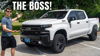 homepage tile video photo for 2020 Silverado TRAIL BOSS Review - The #1 Truck I'd Recommend BUYING!!