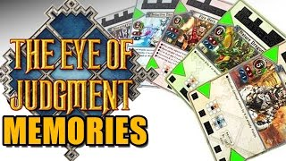 The Eye Of Judgment Memories