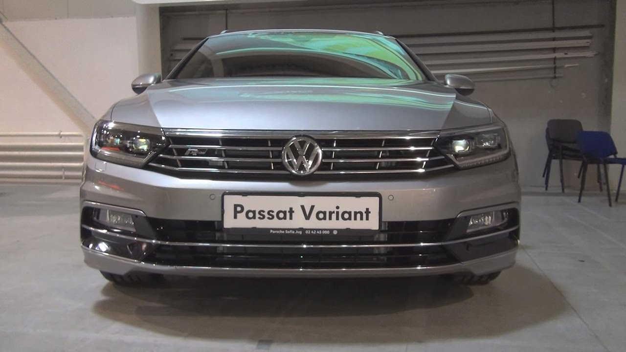 volkswagen passat variant ss highline 2 0 tdi bmt bsg. Black Bedroom Furniture Sets. Home Design Ideas