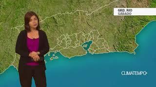 Previsão Grande Rio – Sábado de muito sol