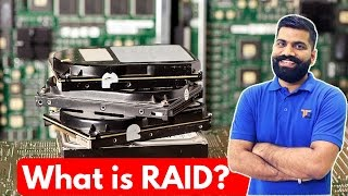 What is RAID? RAID 0, RAID 1, RAID 5, RAID 6, RAID 10 Explained