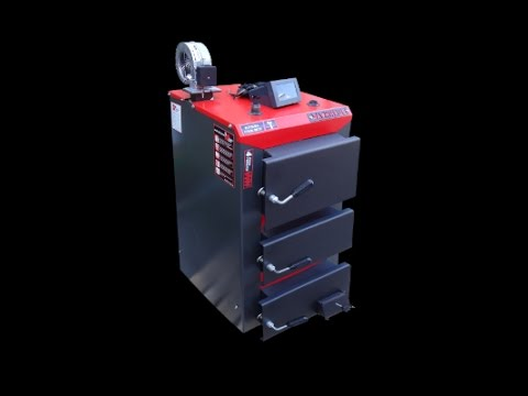 Автоматика для твердотопливного котла. Automatic controls for solid fuel boilers