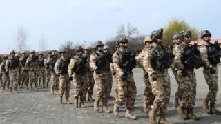 Repatrierea din misiune a Grupului românesc de operaţii speciale (ROU SOAG 2)