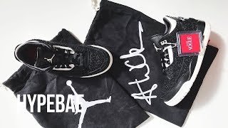 Vogue x Nike's Air Jordan 3 Unboxing