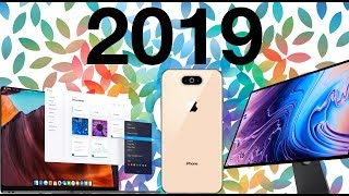 Apple's 2019 Products Leaked!