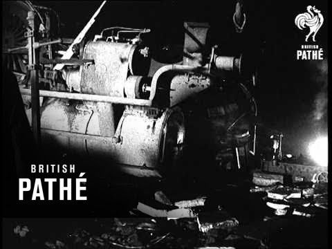 Sutton Coldfield Rail Disaster (1955)