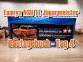 Tamiya NSU TT Jägermeister | M-05 Chassis | Bautagebuch - Tag 4