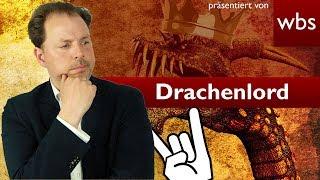 "Trotz Versammlungsverbot zum ""Drachenlord"" – Was droht den Hatern? | Rechtsanwalt Christian Solmecke"