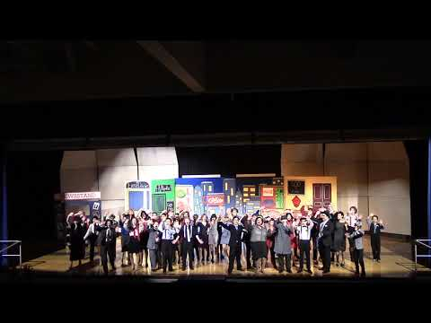 Highview middle school - Guys and Dolls Jr. - 2.28.19 - Part 3 of 3